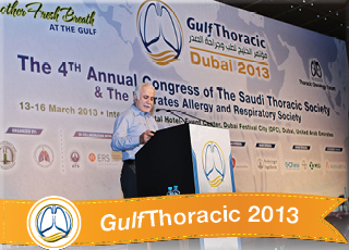 GulfThoracic Congress 2013