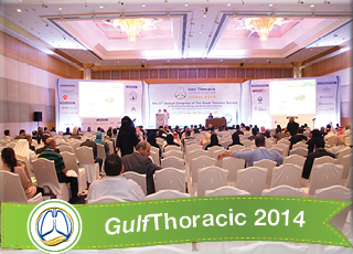 GulfThoracic Congress 2014