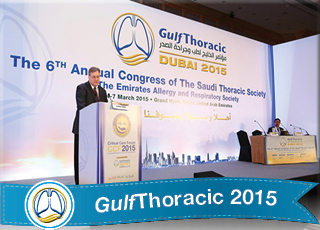 GulfThoracic Congress 2015