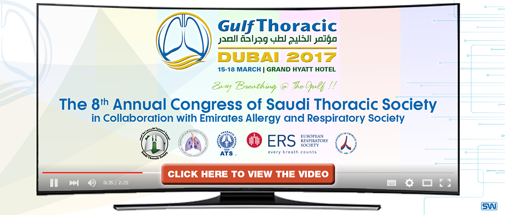 GulfThoracic Congress 2017